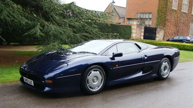 The Top 10 Sports Cars Of The 1990s