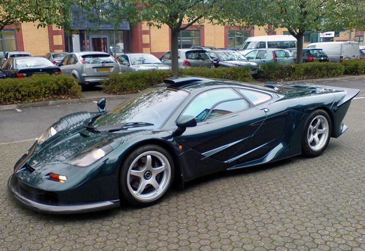 1997 McLaren F1 GT Longtail - Street Car (56XPGT Prototype)