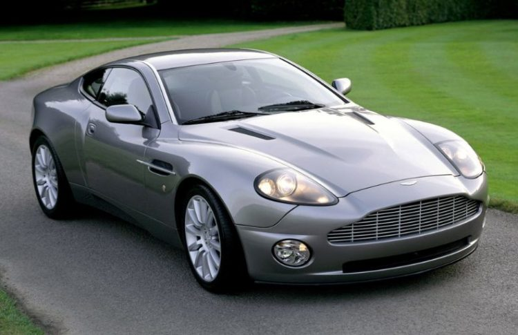 The Top 10 Aston Martin Models Of All Time