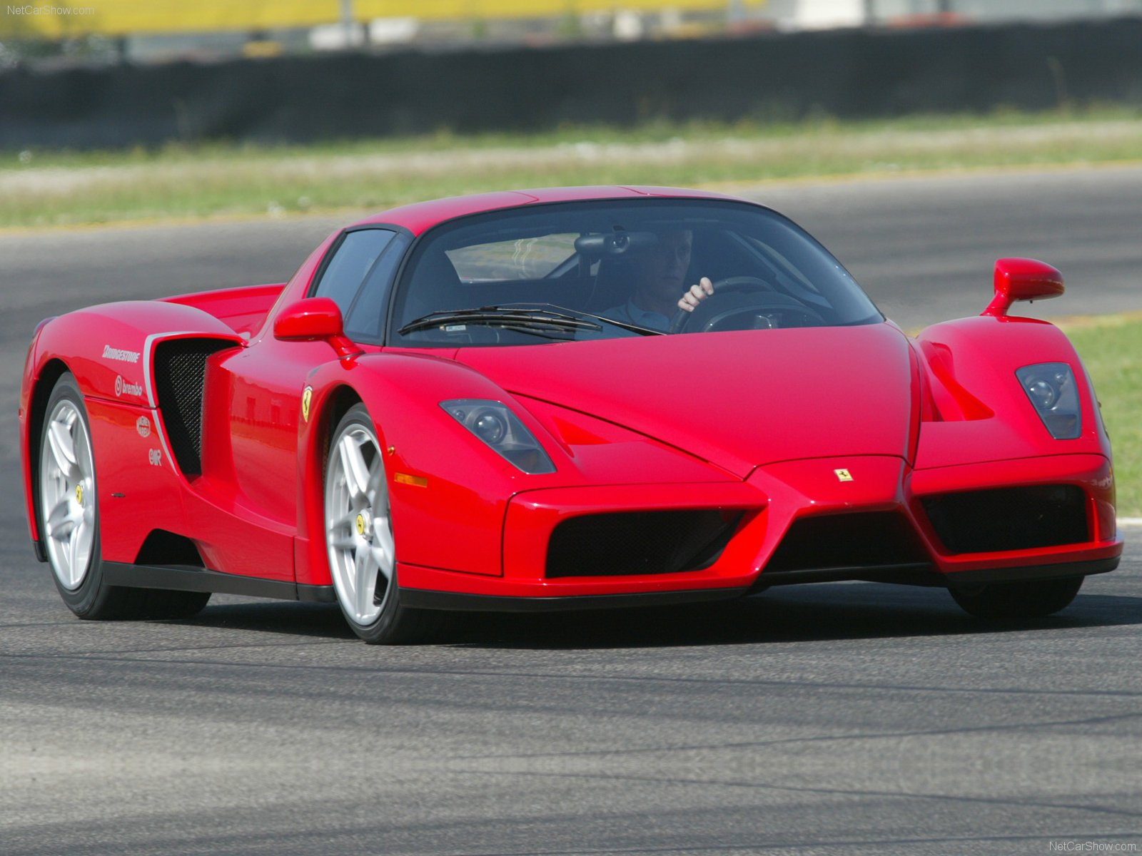 Different types of ferraris