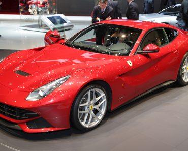 The History and Evolution of the Ferrari F12 Berlinetta