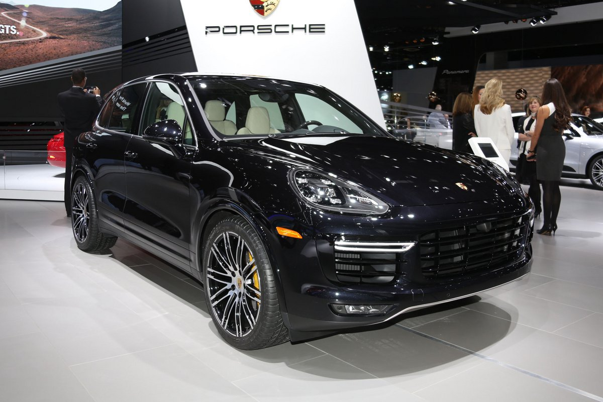 The Top Five Porsche Cayenne Models Of All,Time