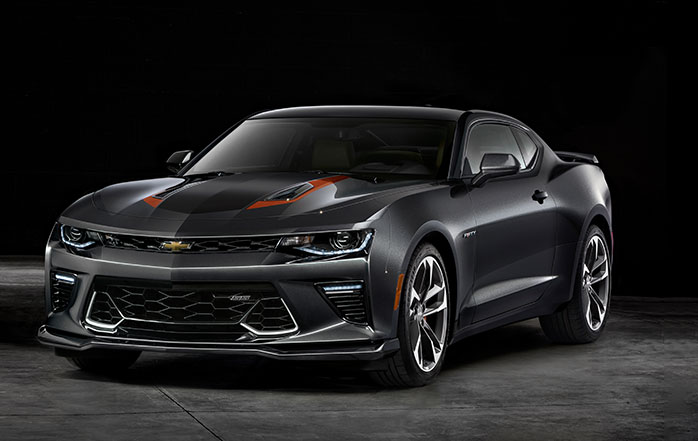 The History And Evolution Of The Chevy Camaro
