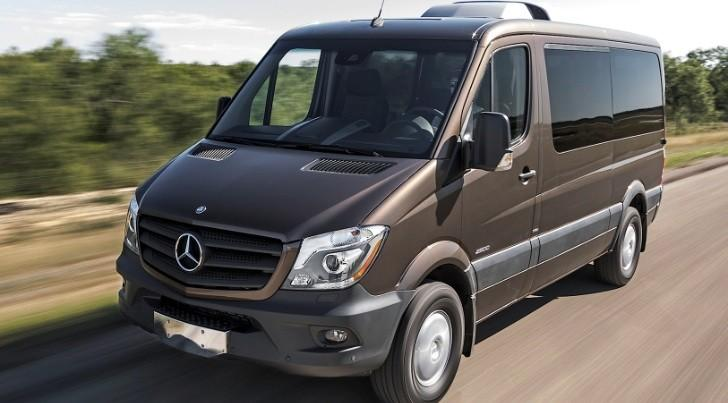 Used Rental Cars For Sale >> What to Expect from the 2017 Mercedes Benz Sprinter