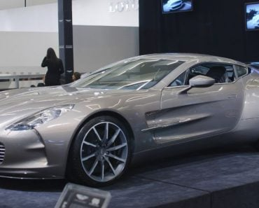 The Aston Martin One-77 is the Ultimate Aston Martin