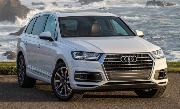 the history and evolution of the audi q7. Black Bedroom Furniture Sets. Home Design Ideas