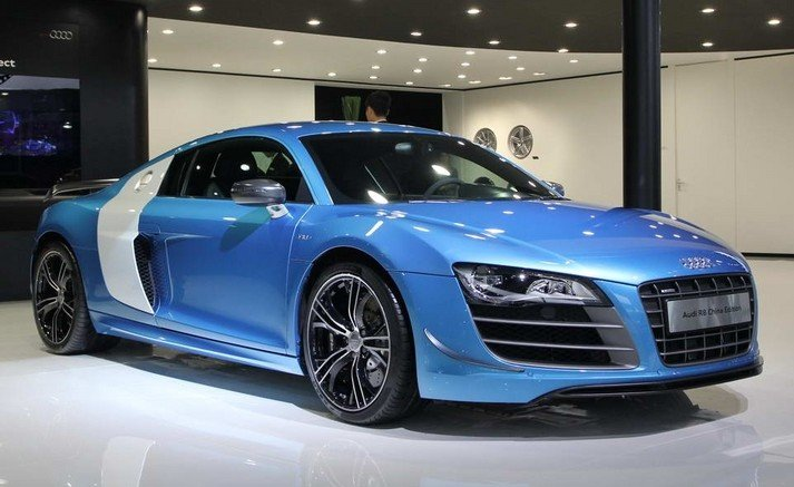 The History And Evolution Of The Audi R8