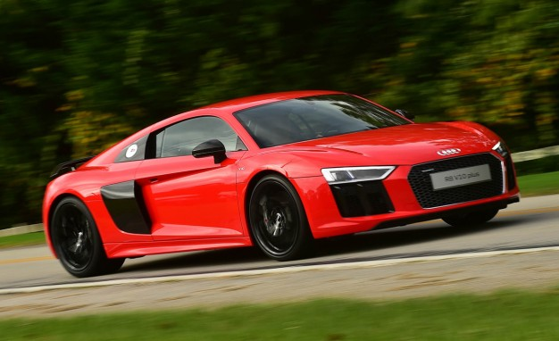 The History And Evolution Of The Audi R - Audi super car