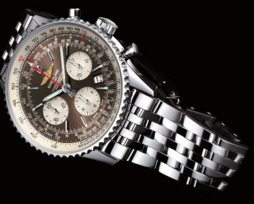 The History and Evolution of the Breitling Navitimer