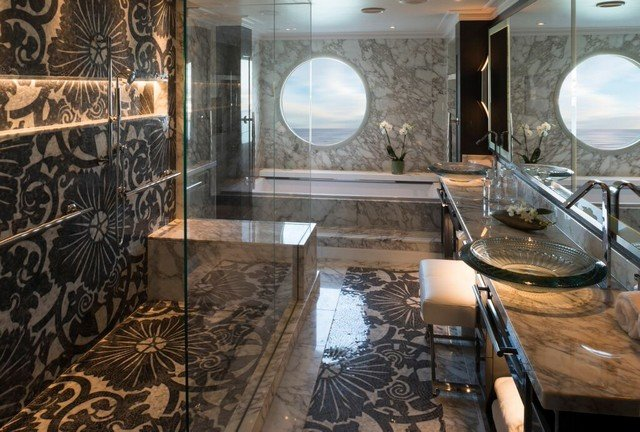 Crystal Penthouse Bathroom Crystal Serenity