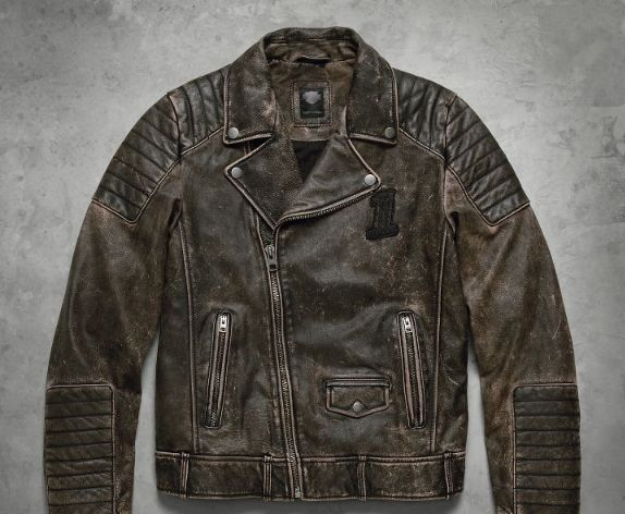 distressed-leather-biker-jacket