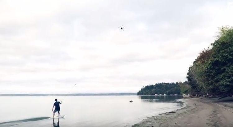 drone-surfing
