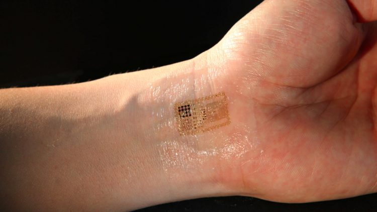 Electronic Tattoos