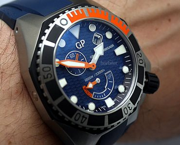Five High Quality Beautiful Looking Depth Gauge Dive Watches