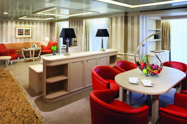 Grand Suite Silver Spirit