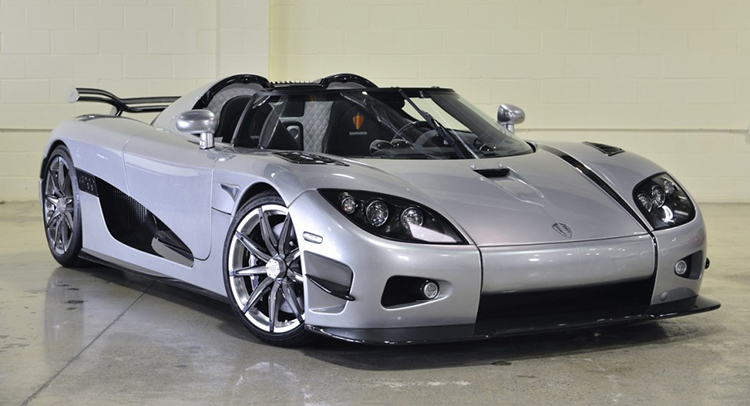 The Top 10 Koenigsegg Car Models of All-Time