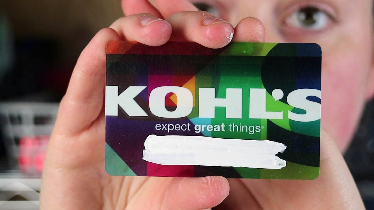 Why a Kohls Credit Card is a Great Way to Save Money