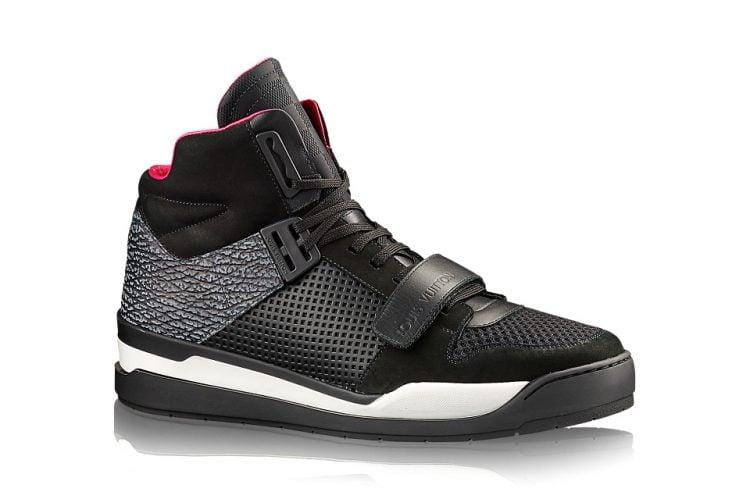 bb8a01a19918 Men s Trailblazer Sneaker Boot. The most expensive men s Louis Vuitton ...