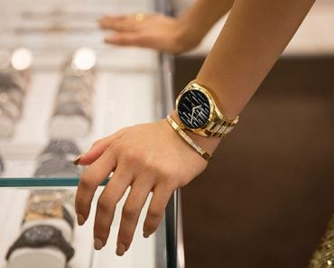 A Deeper Look into the Michael Kors Gold Rose Watch