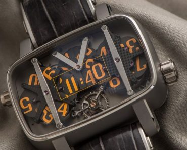 10 of the Most Impressive Watch Concepts We've Ever Seen