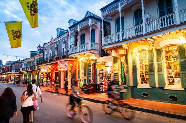 New Orleans Hotels >> The Top Five Luxury Hotels In New Orleans