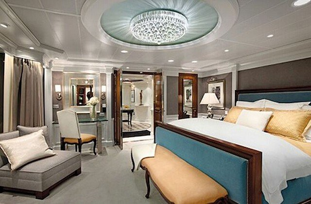 Owner's Suites on Oceania Cruises