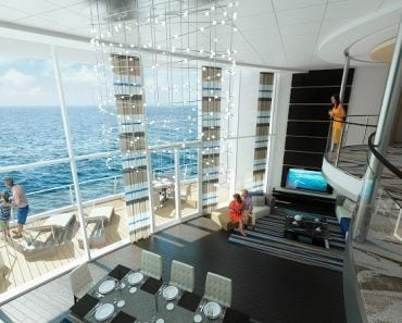 The Top 10 Most Luxurious Cruise Ship Suites in the World
