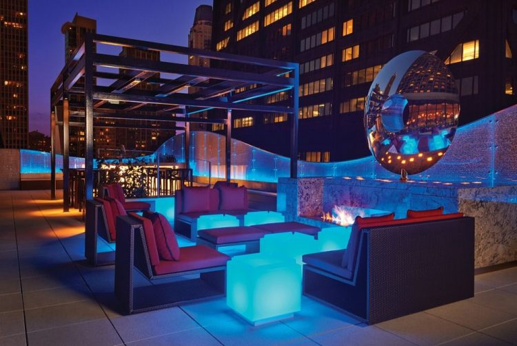 Ritz Carlton Chicago Rooftop