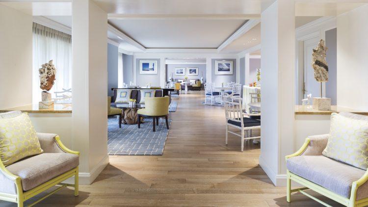 Ritz Carlton Grand Cayman Lobby