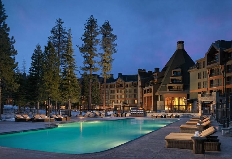Ritz Carlton Lake Tahoe