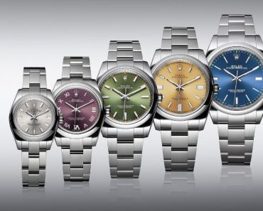 Five of the Finest Rolex Oyster Perpetual Watches