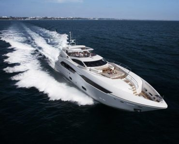 The 10 Finest Sunseeker Yachts of All Time