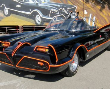 The Five Most Expensive Movie Cars of All-Time