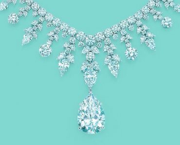 The $2.5 Million Tiffany Majestic Necklace is the Priciest