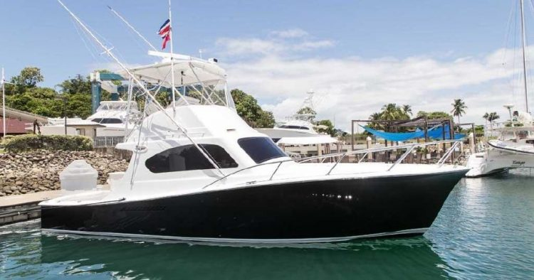 Viking 37 Billfish