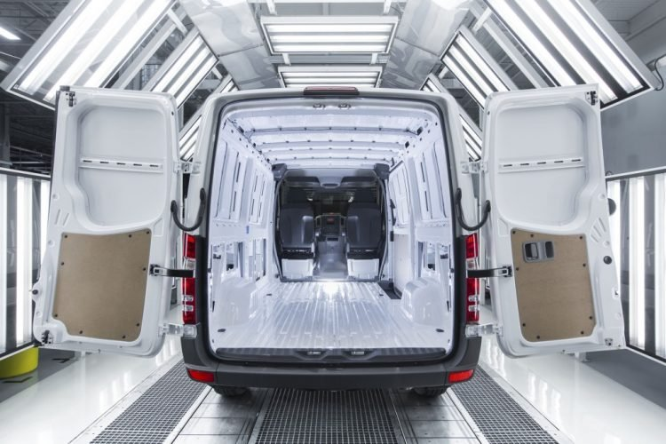 What To Expect From The 2017 Mercedes Benz Sprinter