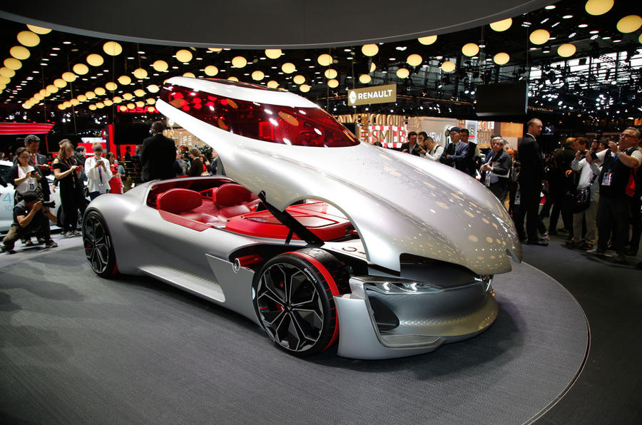 The Top 10 Anticipated Cars From The 2016 Paris Motor Show