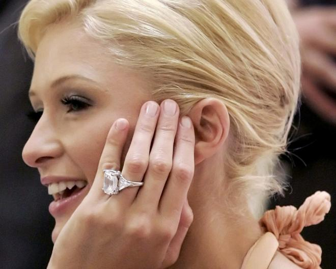 The Top Five Most Expensive Celebrity Engagement Rings