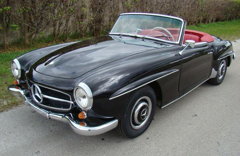 The Top Ten Mercedes Benz Models Of The 1960s