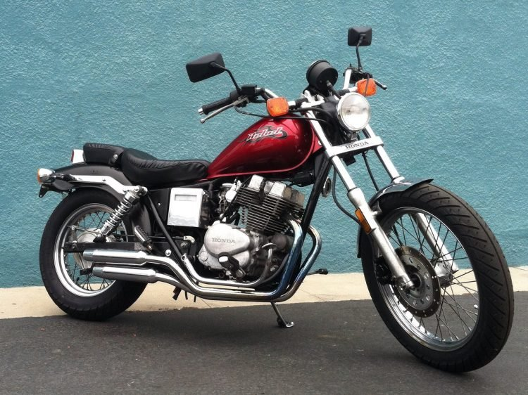 1985 Honda Rebel