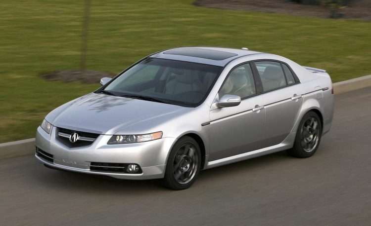 The Top 10 Acura Models Of The 2000s