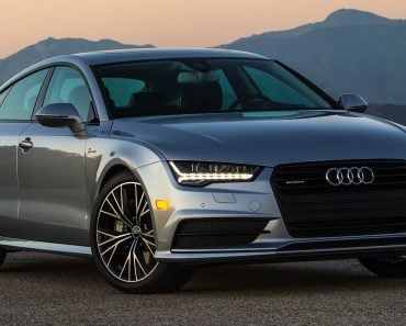 The Top Five Audi A7 Models of All-Time