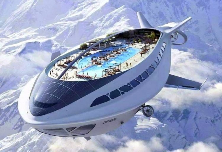 a-luxury-plane-with-a-pool