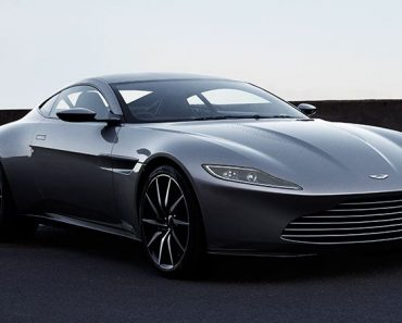 The History and Evolution of the Aston Martin DB10