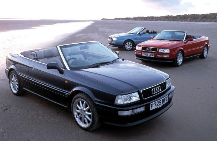 The Top Ten Audi Models of the 1990s