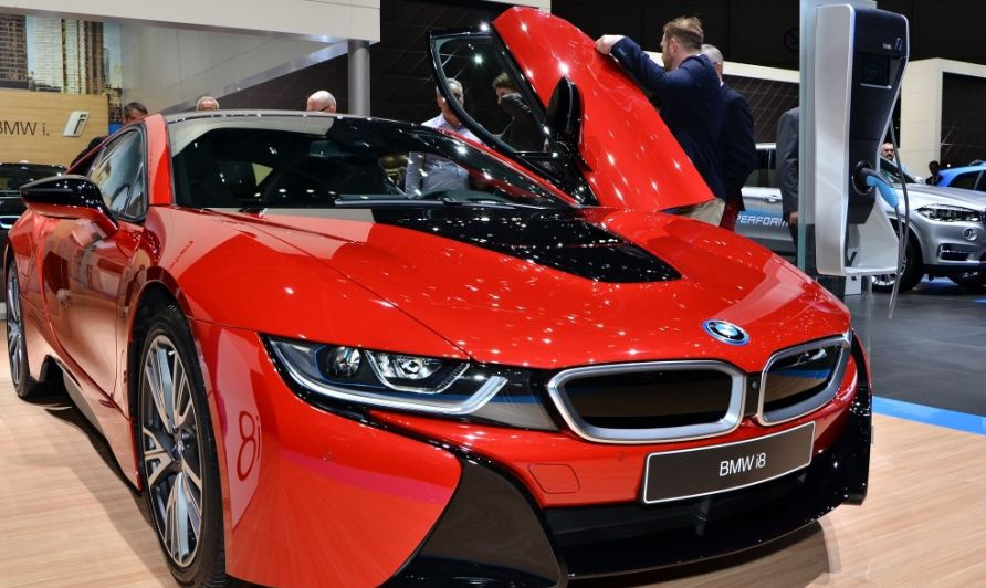 The Top Five Bmw I8 Models Of All Time