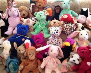 The 20 Most Expensive Beanie Babies of All Time