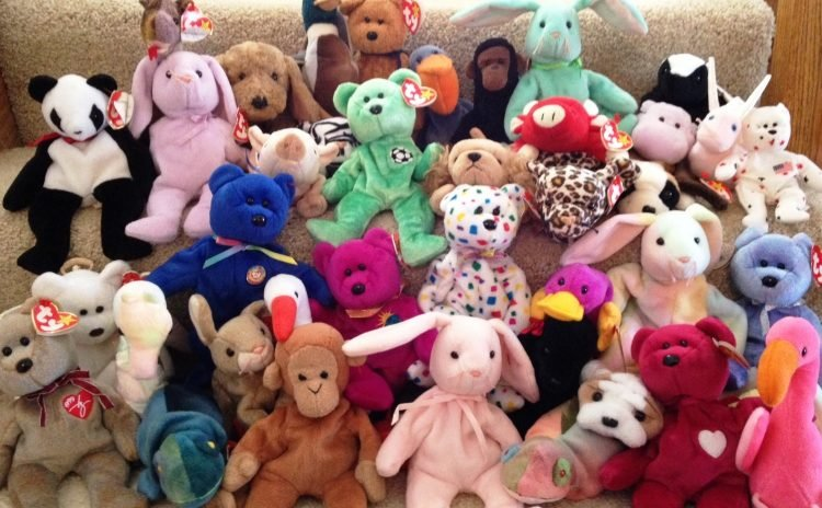 4f727f6f445 Beanie Babies are no ordinary stuffed animals. Quite the sensation back in  the 90s