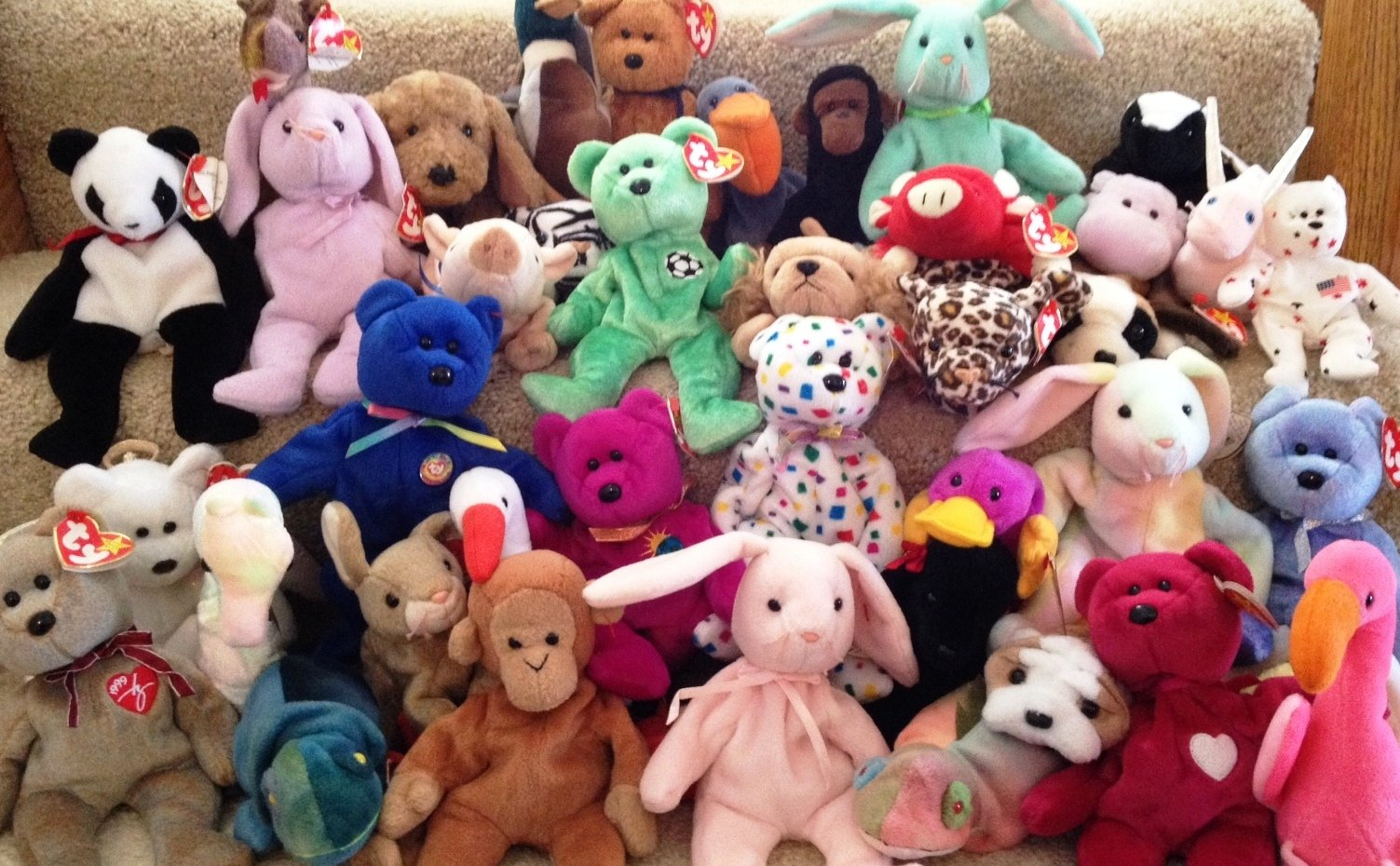 The Five Most Expensive Beanie Babies of All Time 29b395ca4e0