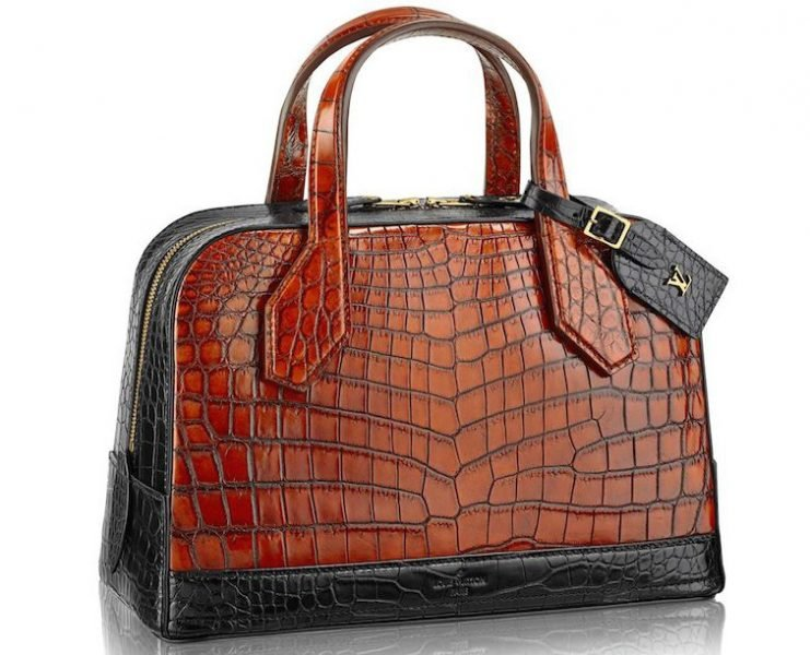 Crocodile Lady Bag Pm